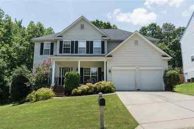 Duncan Single Family Home For Sale: 392 Woodsberry Shoals Drive