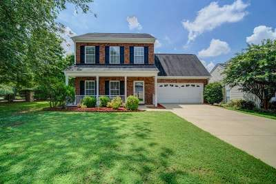 Spartanburg SC Single Family Home For Sale: $180,500
