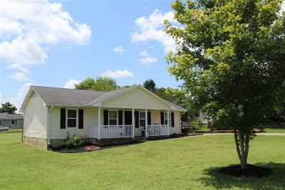 Inman Single Family Home For Sale: 309 Crest Drive