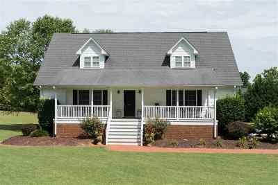 Spartanburg SC Single Family Home For Sale: $299,900