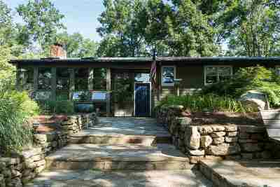 Single Family Home For Sale: 325 Walnut Hill Church Rd