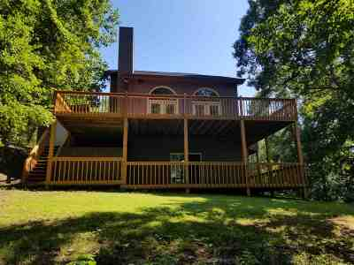 Inman Single Family Home For Sale: 118 Sunset Dr