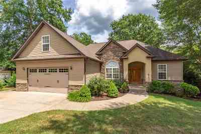 Spartanburg Single Family Home For Sale: 154 Woodcreek Drive