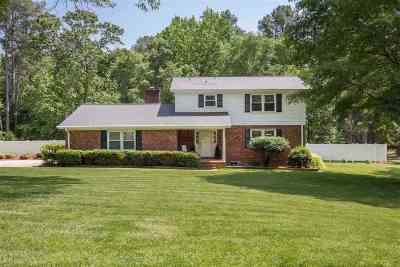 Spartanburg Single Family Home For Sale: 35 Woodwind Dr.