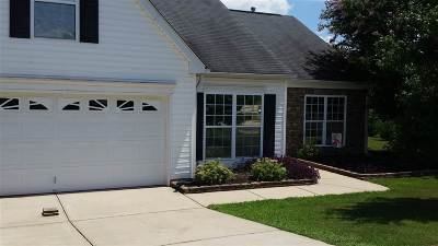 Woodruff Single Family Home For Sale: E 140 Farrell Dr.