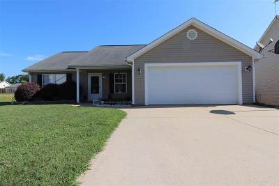 Lyman Single Family Home For Sale: 520 Indiana Ct.