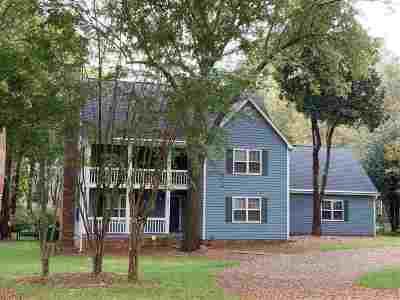 Spartanburg Single Family Home For Sale: 363 Round Ridge Road