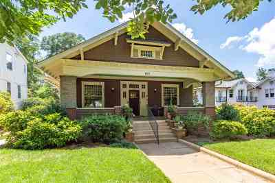 Spartanburg Single Family Home For Sale: 198 Mills Avenue