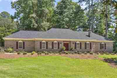 Spartanburg Single Family Home For Sale: 1100 Woodburn Road