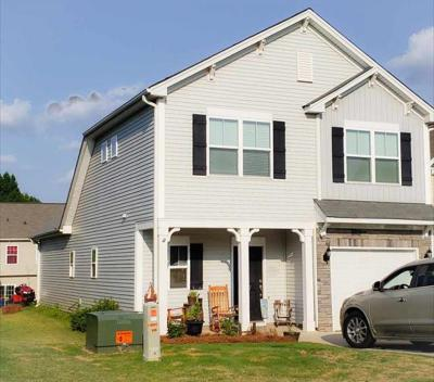 Inman Single Family Home For Sale: S 307 Ivestor Court