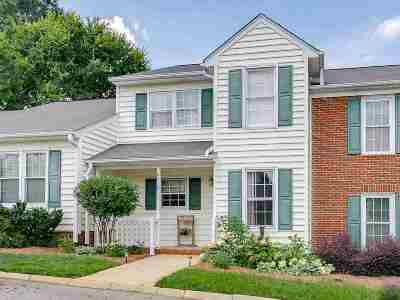 Greenville Condo/Townhouse For Sale: 40 Wood Pointe Drive #83