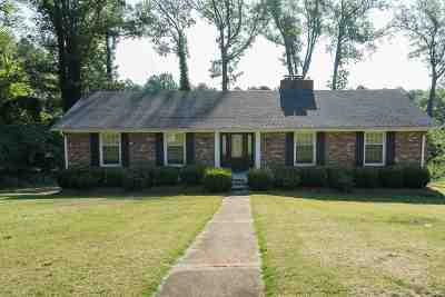 Spartanburg Single Family Home For Sale: 338 Heathwood Drive