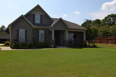 Woodruff Single Family Home For Sale: 204 Harvest Wood Ln