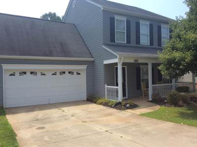 Spartanburg Single Family Home For Sale: 508 Cromwell Drive