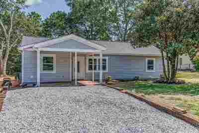 Travelers Rest Single Family Home For Sale: 10 Paris View Drive