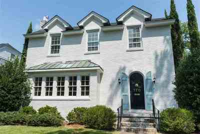 Spartanburg Single Family Home For Sale: 770 Palmetto Street