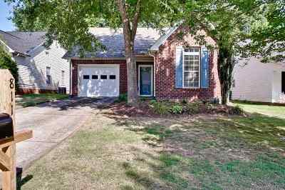 Moore Single Family Home For Sale: N 811 Gray Beaver Ct