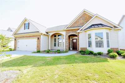 Inman Single Family Home For Sale: 672 Ridgeville Crossing Drive