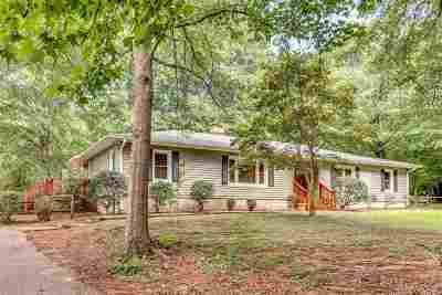 Greenville Single Family Home For Sale: 614 Crestwood Drive