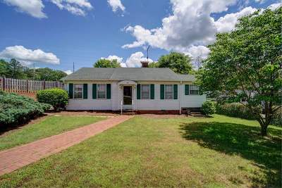 Spartanburg Single Family Home For Sale: 118 Lansdale Dr
