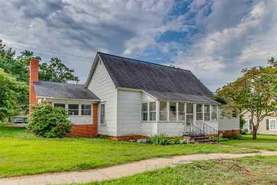 Inman Single Family Home For Sale: 12 B Street