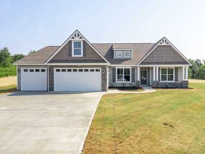 Lyman Single Family Home For Sale: 211 Millers Landing Way