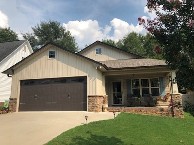 Inman Single Family Home For Sale: 361 Bishop Hicks Court