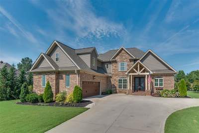 Inman Single Family Home For Sale: 469 World Tour Drive