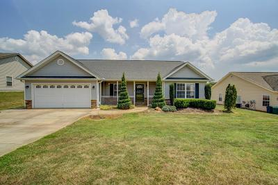 Inman Single Family Home For Sale: 348 Bent River Drive