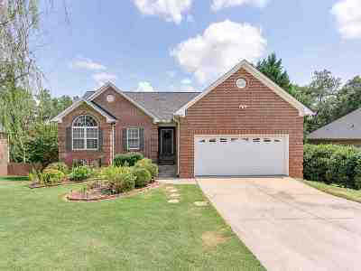 Moore Single Family Home For Sale: 273 Glen Crest Drive