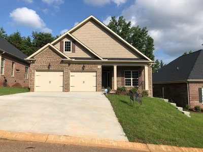 Inman Single Family Home For Sale: 915 Lyday Lane