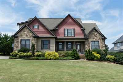 Inman Single Family Home For Sale: 437 Copper Creek Circle