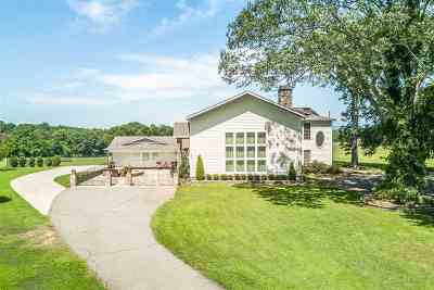 Inman Single Family Home For Sale: 151 Sellars Dr