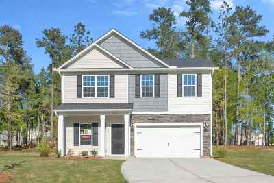 Inman Single Family Home For Sale: 636 Autumn Breeze Walk
