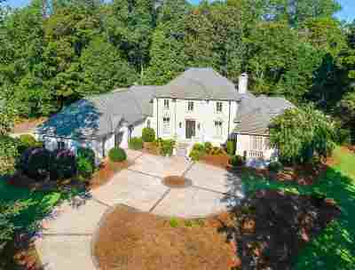 Spartanburg Single Family Home For Sale: 102 Turnberry Drive