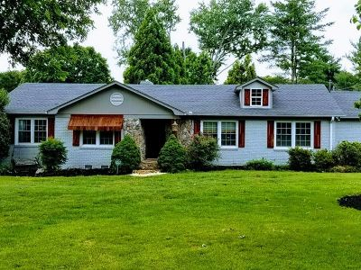 Spartanburg Single Family Home For Sale: 291 Harrell Drive
