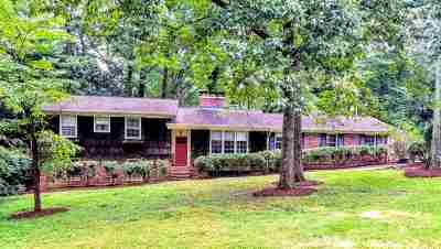 Spartanburg Single Family Home For Sale: 328 Lake Forest Drive