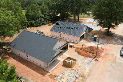 Fountain Inn Single Family Home For Sale: 115 Shaw Street