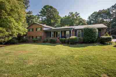 Spartanburg Single Family Home For Sale: 169 Winfield Drive
