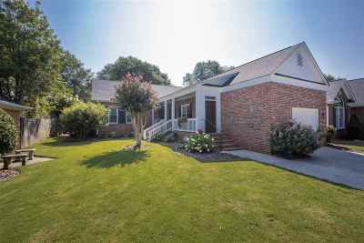 Spartanburg Single Family Home For Sale: 132 Country Club Court