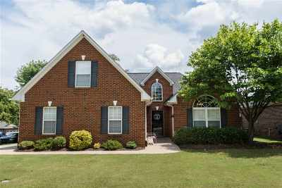 Moore Single Family Home For Sale: 304 Crystal Cove Court