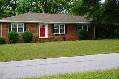 Greer Single Family Home For Sale: 111 Cherry Lane