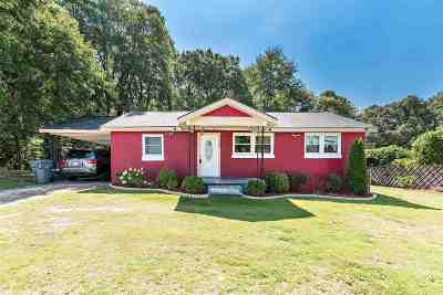 Spartanburg Single Family Home For Sale: 226 Broadview Dr