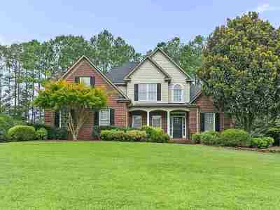 Spartanburg Single Family Home For Sale: 610 Mosswood Ln