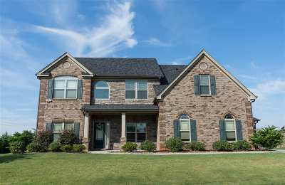 Greer Single Family Home For Sale: 159 Harbrooke Circle