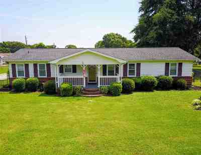 Chesnee Single Family Home For Sale: 1003 Dillon St