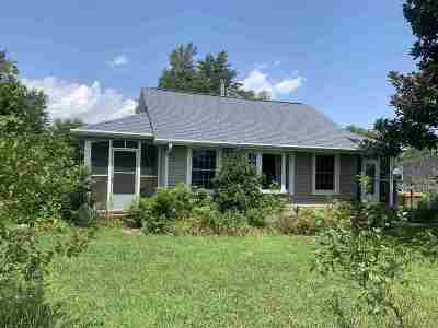 Inman Single Family Home For Sale: 2430 Holly Springs Rd