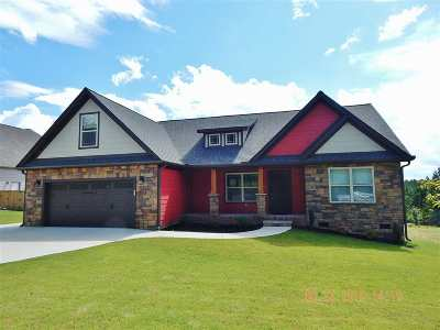 Inman Single Family Home For Sale: 155 Cothran Rd