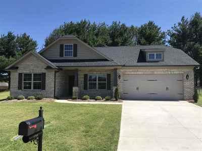 Inman Single Family Home For Sale: E 336 Story Bush Lane