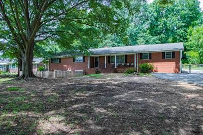 Spartanburg Single Family Home For Sale: 706 Archer Road